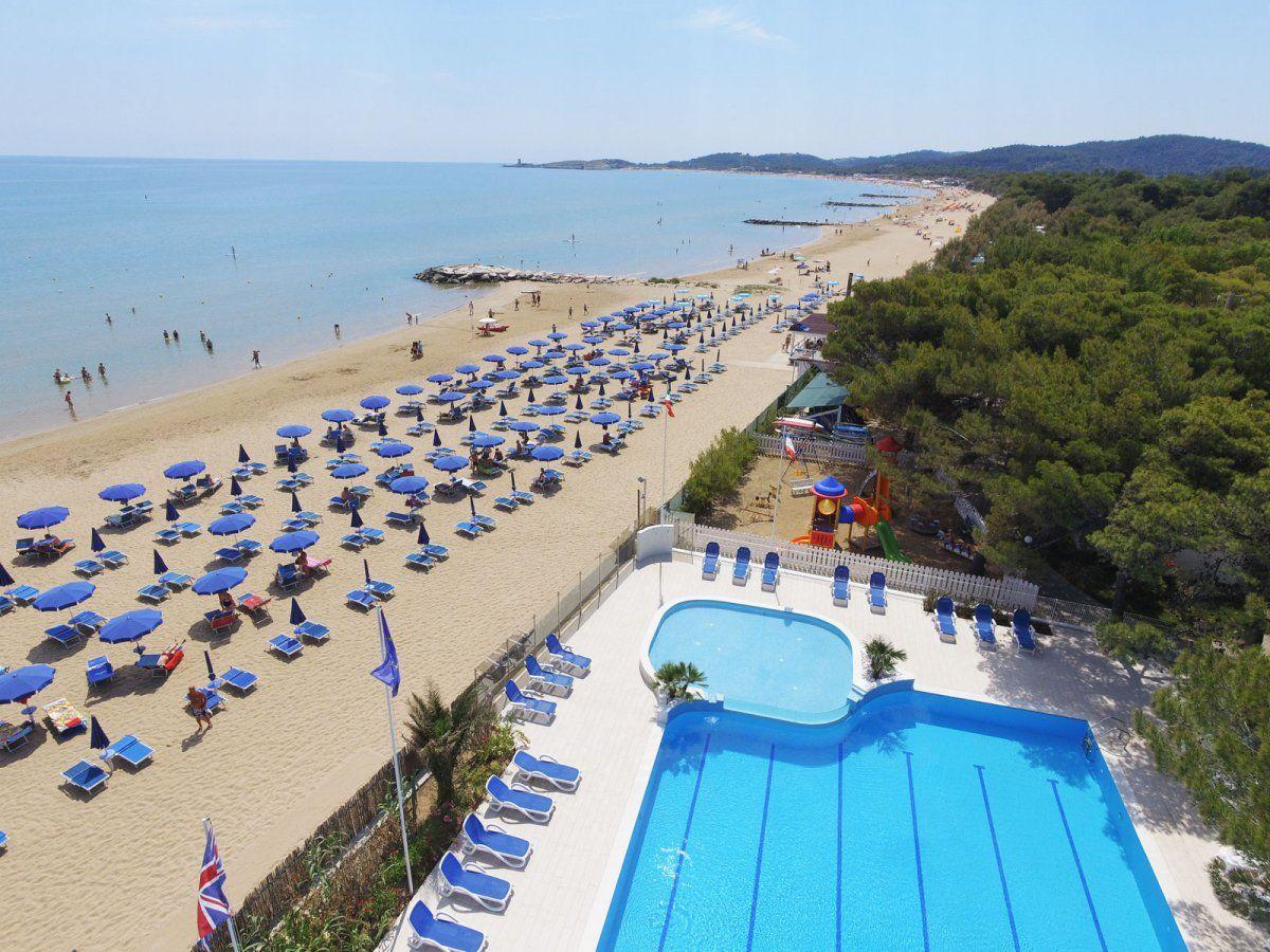 Foto di vieste del gargano fotografie foto vieste - Residence puglia mare con piscina ...