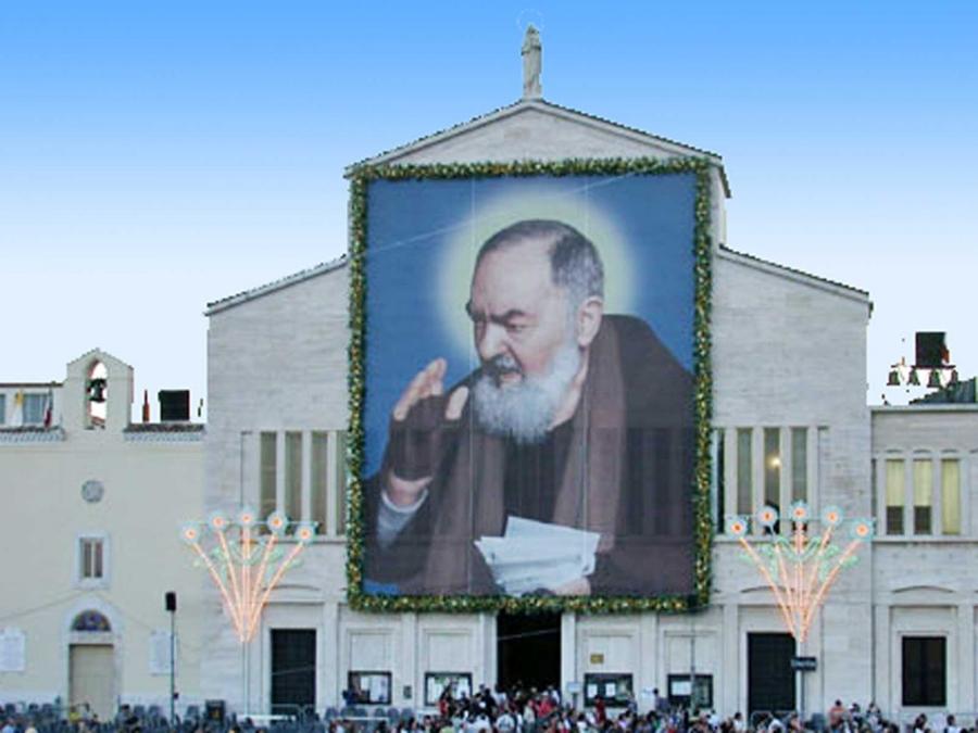 San Giovanni Rotondo Padre Pio